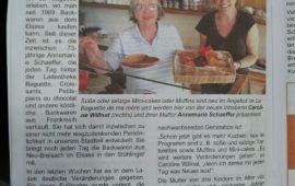 Generationenwechsel im Labaguette (Stühlinger Magazin Juli 2013)